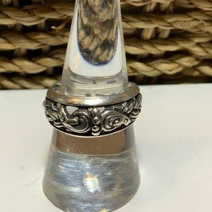 Sterling Silver Norway Ring
